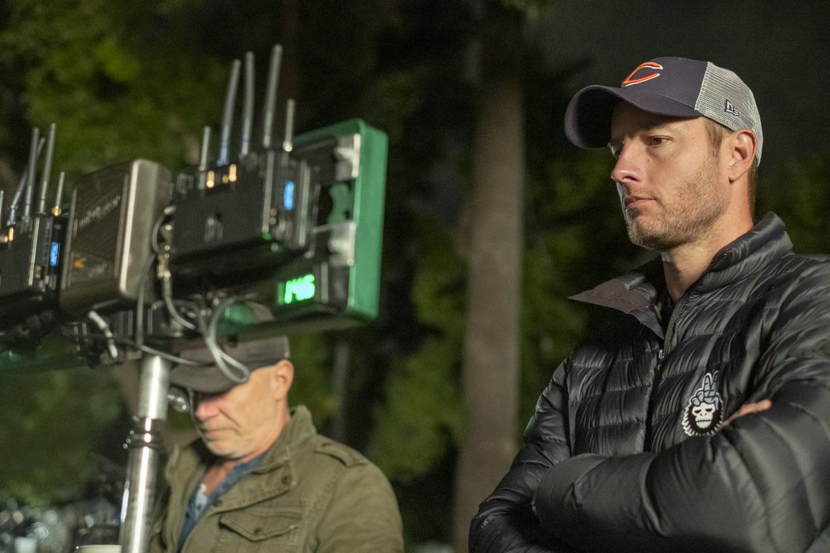 This is a @JustinHartley appreciation post because he brilliantly directed tonight's episode of #ThisIsUs!👏🏿👏🏿👏🏿