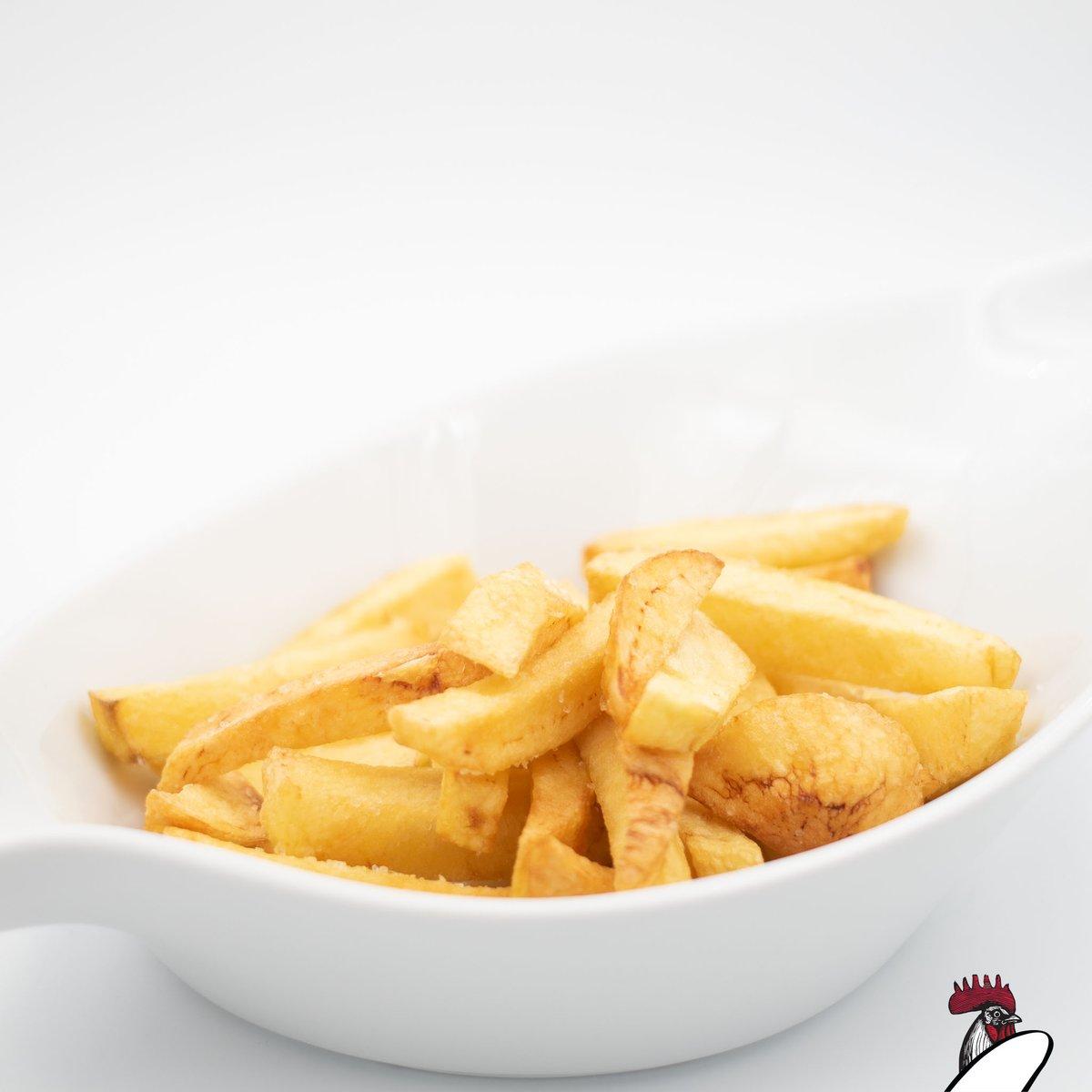Patates naturals i ben fregides ;D #calgallrestaurant #emporda #gastrolovers #foodiesgirona #girona