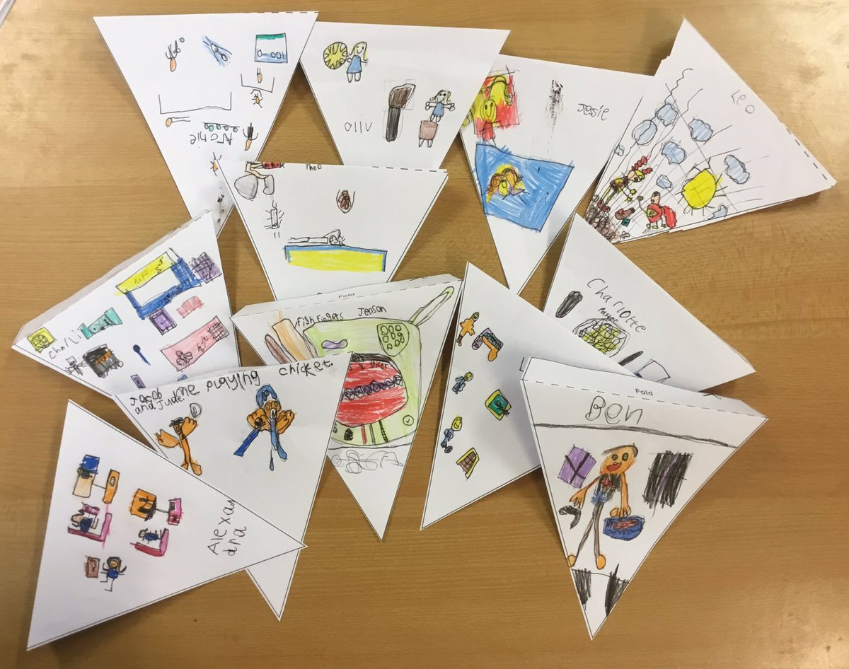 test Twitter Media - Thank you to our E-Cadets for an interesting and insightful session based around online identity and being #freetobeme We designed some bunting that shows who we are #SaferInternetDay #SID2020 #gorseycomputing #gorseypshe https://t.co/TTVtyB8Zpn