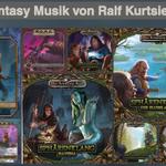 Image for the Tweet beginning: Ralf Kurtsiefer mit englischem Aventurien-Intro