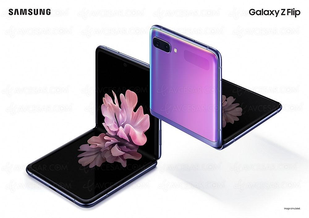 Smartphone pliable Samsung Galaxy Z Flip, présentation officielle #GalaxyFold #InfinityFlex #display #smartphone #Android #galaxys10 #S10 #s10+ #s10e #1TBemperorversion #5G #technology #innovation #InfinityDisplay @SamsungMobile @SamsungFR http://dlvr.it/RPsn97pic.twitter.com/7XjisEfO2k
