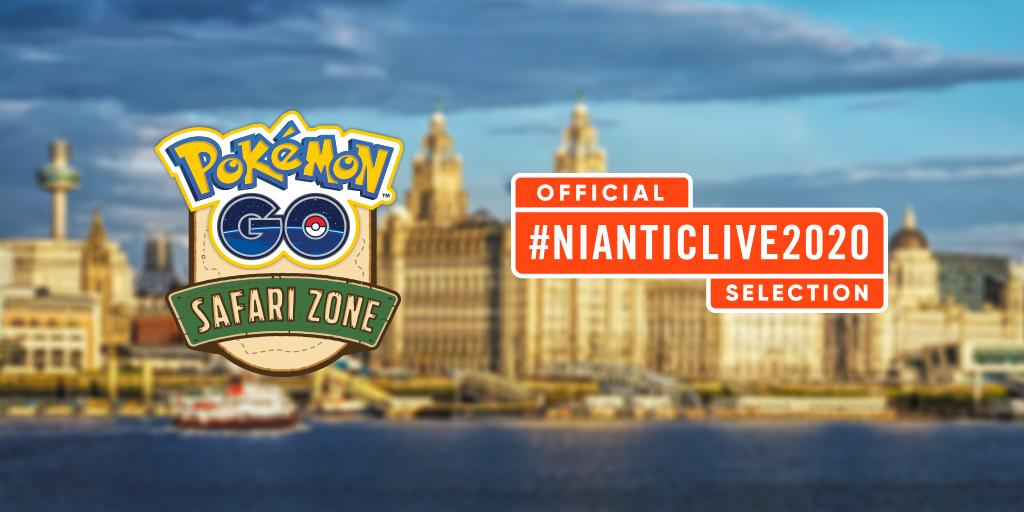 Ready to explore the city of Liverpool during #PokemonGOSafariZone Liverpool? You can also grab a City Explorer Pass when tickets go live on Friday, February 14, 2020, at 8:00 a.m. GMT! 🌇 pokemongolive.com/post/safarizon…