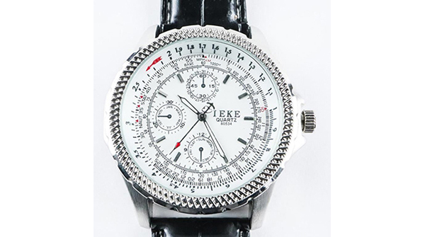 Gents NEW Quartz Watch Aviation Style Leather Band https://auction.auctionnetwork.ca/Gents-NEW-Quartz-Watch-Aviation-Style-Leather-Band_i35940140… - Online Auction Wednesday February 12th, 2020 At 7:00 PM EST. Collector Estates | #Coins, #Banknotes, #Bullion, #Art, #Jewellery, #Sports & More! #OnlineAuction #CoinAuctions #EstateAuction pic.twitter.com/Kz5pFDkivC