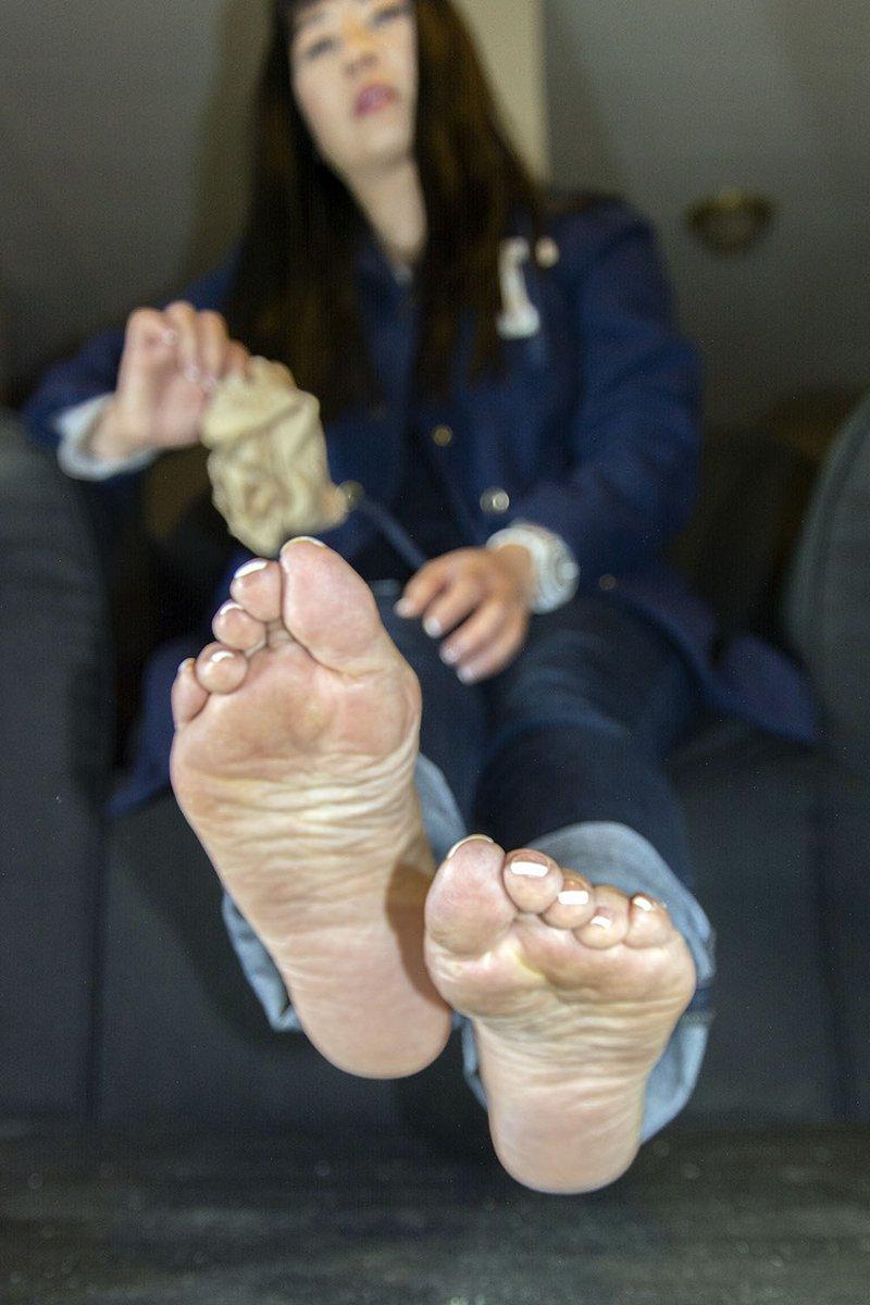 Nylon Feet Teen Worship