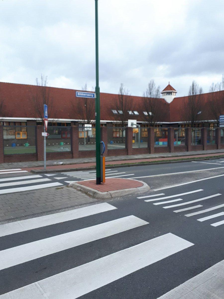 Image for the Tweet beginning: Vanmorgen een snelheidscontrole gehouden #Bikkersweg