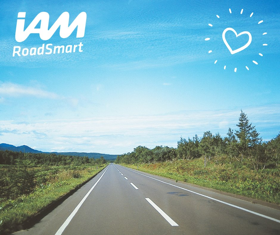 Richard Gladman, IAM RoadSmart's head of driving and riding standards, has put together his top tips to help keep yourself and your loved one safe on the road this #ValentinesDay   https://www.iamroadsmart.com/media-and-policy/news-and-insights/blog-post-details/drive-to-arrive-this-valentine-s-day/2020/02/11/drive-to-arrive-this-valentine-s-day …   #ShareTheLove #LoveYourJourney #BetterTogether #WednesdayWisdompic.twitter.com/StLghW1XYz