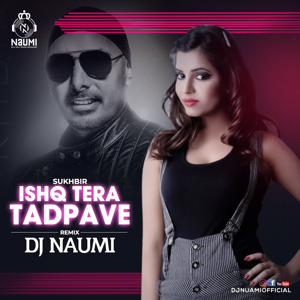 New remix is right here and it will make you groove. @Sukhbir_Singer  Click the link below Ishq Tera Tadpave - Dj Nuami https://hearthis.at/naumi-sh.005/ishq-naumi …pic.twitter.com/JOndFYCc3e