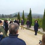 Image for the Tweet beginning: Alcalá se trasladó a la