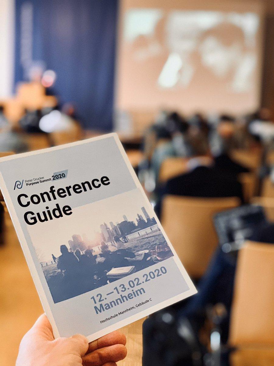 Peter Drucker Purpose Summit in Mannheim #PDpurpose - 2 Tage Sinnsuche mit Workshops, Key-Notes, Austausch und voneinander Lernen #Purpose   Freue mich auf vier interaktive Formate gemeinsam mit Thomas Nörber, @THE_HR_GIRL, @jens_r_gruen & @hedoppl #PeterDruckerpic.twitter.com/pPddTtz4e3 – at Hochschule Mannheim