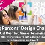 Just over 2 weeks remain for 11-25 yr olds to enter the #Homeof2030 Young Persons' Design Challenge - Owen Jones of @MOBIEhome provides some useful tips on entering https://t.co/rZdOg2b0fz - #2030vision with @BRE_Group @RIBAComps @designcouncil @mhclg @beisgovuk @DHSCgovuk