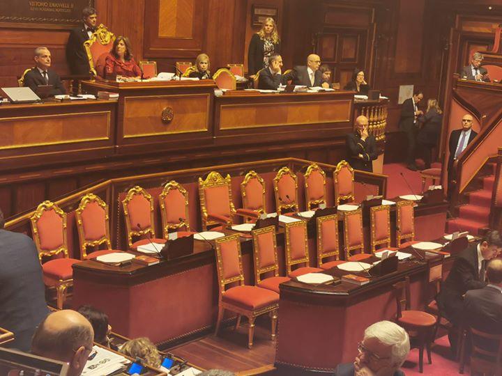Governo ASSENTE, vogliono mandare #Salvini a processo, ma non hanno neanche il coraggio di metterci la faccia!  #codardi #iostoconsalvini