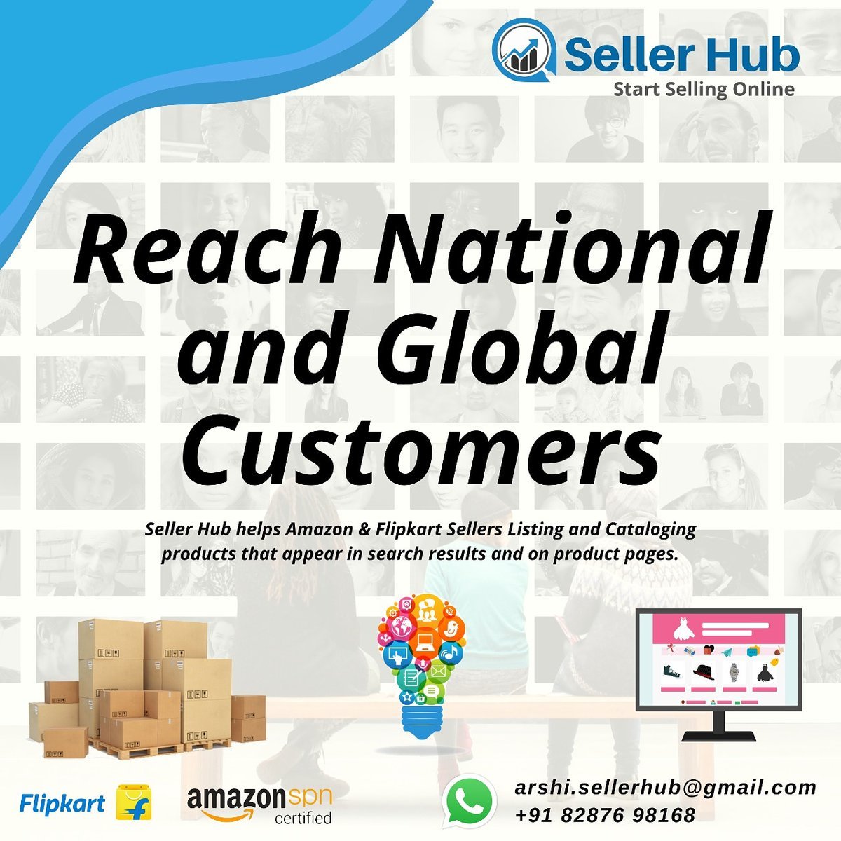 Seller Hub On Twitter Seller Hub Helps Amazon Flipkart Sellers Listing And Cataloging Products That Appear In Search Results And On Product Pages Teamwork Amazon Ecommerce Business Onlinestore Shopping Sellerhub Fashion