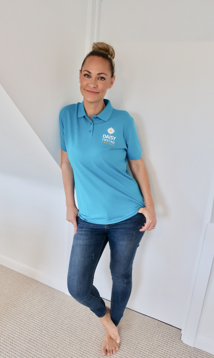 Mum of three and former police officer Jenni Dunman launched @daisyfirstaid to teach parents basic and potentially life-saving first aid skills. Her company now trains 100,000 parents a year. She's also a speaker and advocate for flexible working. #ialso100 #EachforEqual #IWD2020pic.twitter.com/wMj0yyo0do
