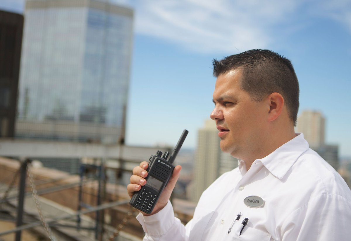 #Facilities managers take on roles over varying market sectors, and they need a voice & data #radio solution which can be adjusted and tailored to their needs, where they can #communicate, monitor & control teams > https://t.co/7lh36PUFPt #facilitiesmanagement