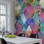 Image for the Tweet beginning: Digital #wallpaper is particularly interesting