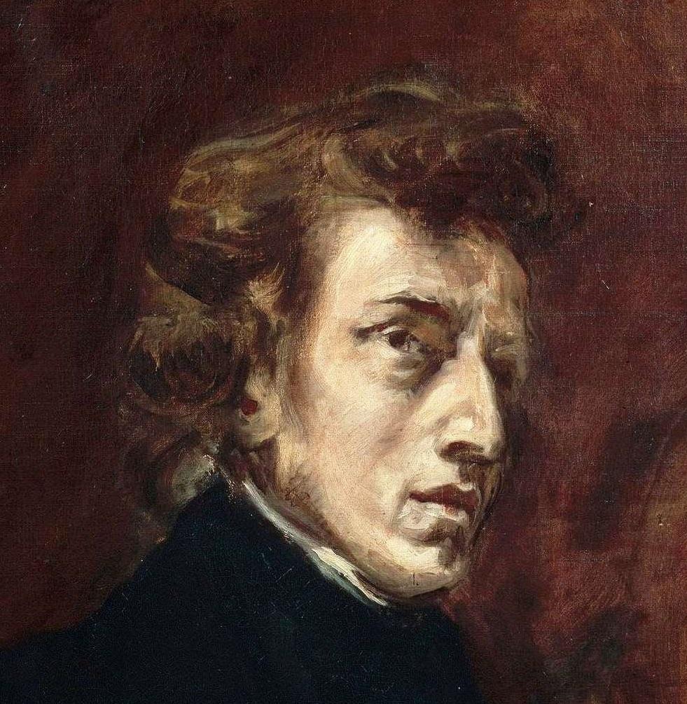RT @Histoire_image: En #1848, le pianiste #Chopin, affaibli et malade donne son dernier récital le #16Février à la @sallepleyel. #Delacroix…