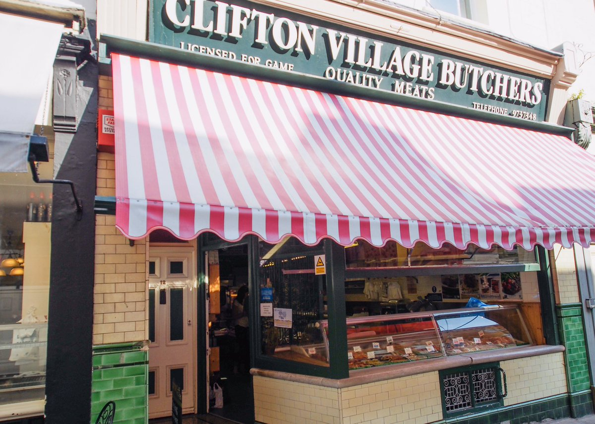 New Instruction in Clifton Village for the #leaseadvisory team @CarterJBristol  @CJ_Bath #retail https://t.co/uHlzKiB04G