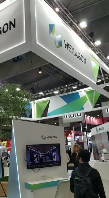 Day 2 - let's go.  We're back at #scewc2019 with another full day of presentations from Hexagon thought leaders at Stand C-343. Stop and say hello! #citiesmadeofdreams http://bit.ly/2UGgZeOpic.twitter.com/5a7TQ05j3D