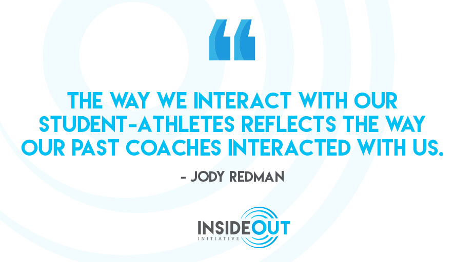 How did your past coaches influence the way you coach today?