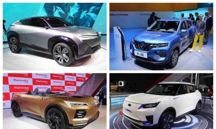 Top 10 Electric Cars From Auto Expo 2020https://www.testdriveguru.in/top-10-electric-cars-from-auto-expo-2020/…#autoexpo2020 #featuredstories #mahindra #mahindraekuv100 #mahindrafunster #mahindraxuv300 #MarutiFuturoec #marutisuzuki #renaultindia #RenaultKZE #Tata #tataaltroz #tatasierra