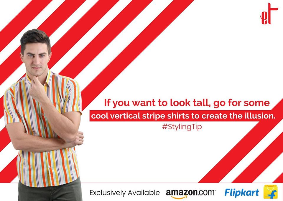 Buy the latest collection of striped shirts designed by old school tailors and step up your game.  https://amzn.to/2UoQU3K https://bit.ly/2OD45KE  #eprisetrends #StyleWithET #stripedshirt #shirts #fashionpic.twitter.com/EXGZEJUM4I