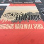The packaging for our Organic Bakewell Slice @TORQExplore Flapjack is coming off the print press right now. Not long before you can get your mitts on the finished product! #MoreToExplore #TORQExplore #TORQFuelled