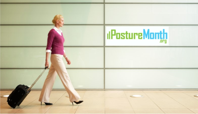 Tip 5 Strengthen Your Stride - Check Your Posture Foundation |  http://PostureMonth.org    http://PostureMonth.org   #walking  #Health