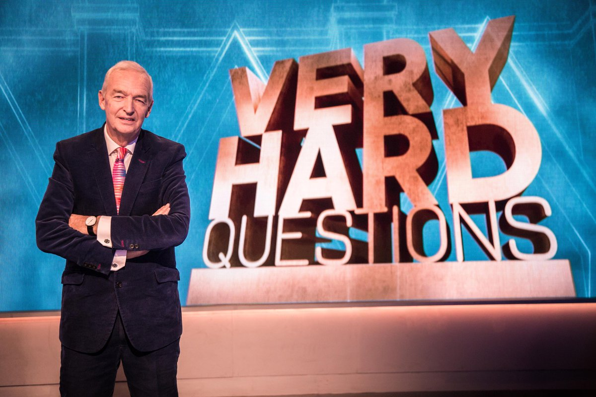 New quiz show Wednesdays 8pm on More4! @jonsnowC4s #VeryHardQuestions poses tough trivia on any topic to the UKs best quizzers. Which food company ran an ad campaign in the early 1900s promising customers a free sample if they winked at their grocer? Tune in to find out!
