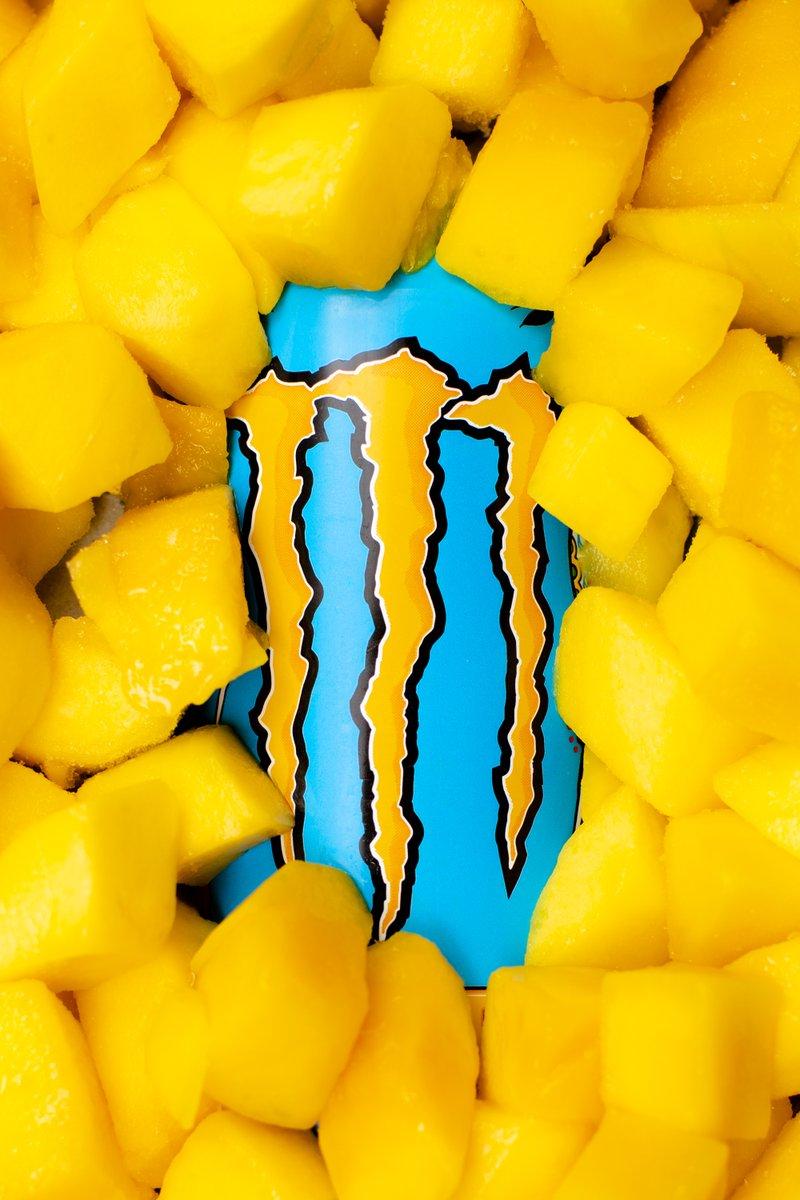 My mango go loco 🥭 #MangoLoco #JuiceMonster #MonsterEnergy