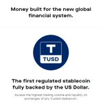 Image for the Tweet beginning: Good news for the @TrustToken