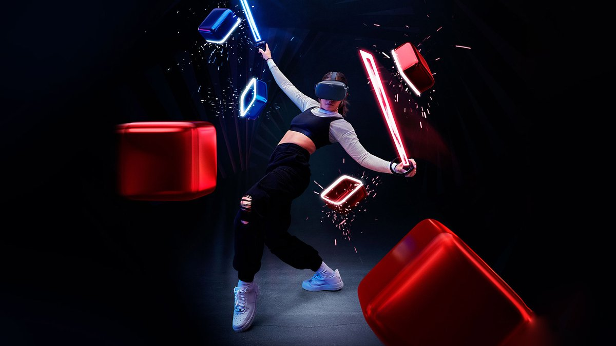 Replying to @RtoVR: 2019 Was a Major Inflection Point for VR—Here's the Proof  @tipatat