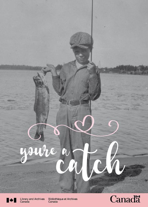 Libraryarchivescanada On Twitter Psa Valentine S Day Is Right Around The Corner If You Re Feeling The Time Crunch We Ve Got You Covered Check Out Our Series Of Valentines Inspired By Our Collection And