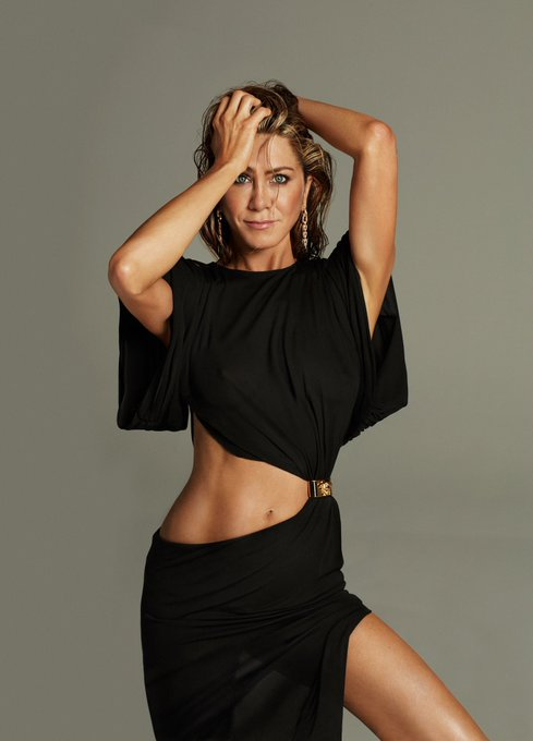 Jennifer Aniston is 51 Years Old Today  That s It  That s The message  Happy Birthday