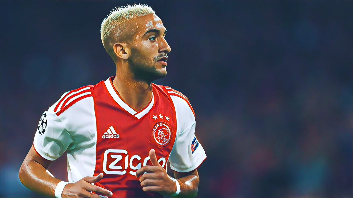 Ziyech ready to make Chelsea switch in the summer