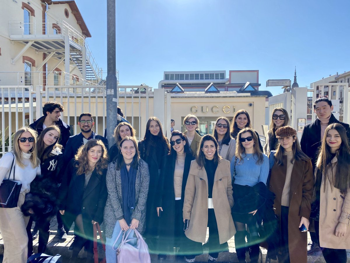 SDABocconi MAFED students  yesterday visited Gucci Factory (Atelier Gucci)  in Novara. Thank you for the great oppurtunity. https://bit.ly/3bCqlOT  #mafed #companyvisit @gucci @Keringpic.twitter.com/98hfPzRZJk