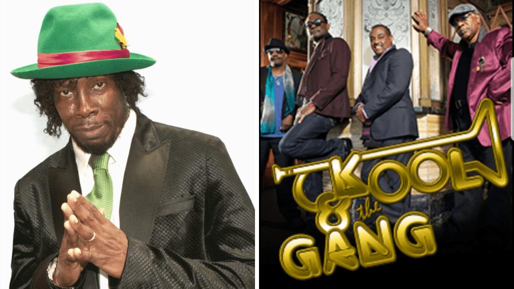 Kool & the Gang and Shabba Ranks Headline the Grenada Music Festival2020