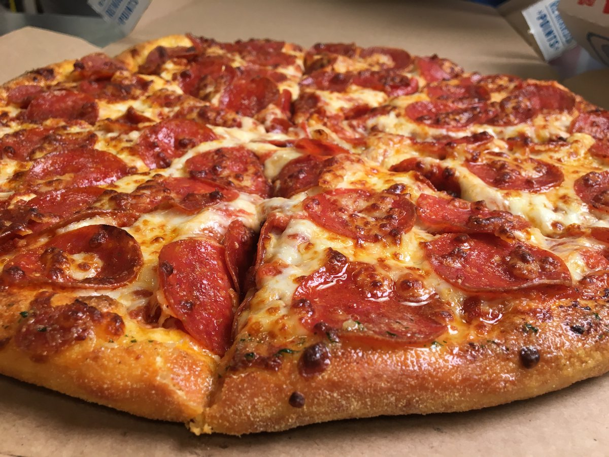 RT if you want us to save you a slice. ✋ https://t.co/8AUZMHz9gK