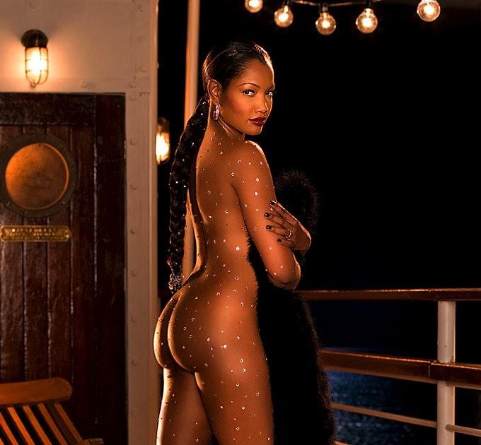 Garcelle beauvais nude ebony collection