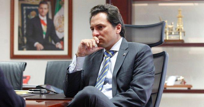 Emilio Lozoya es detenido en España