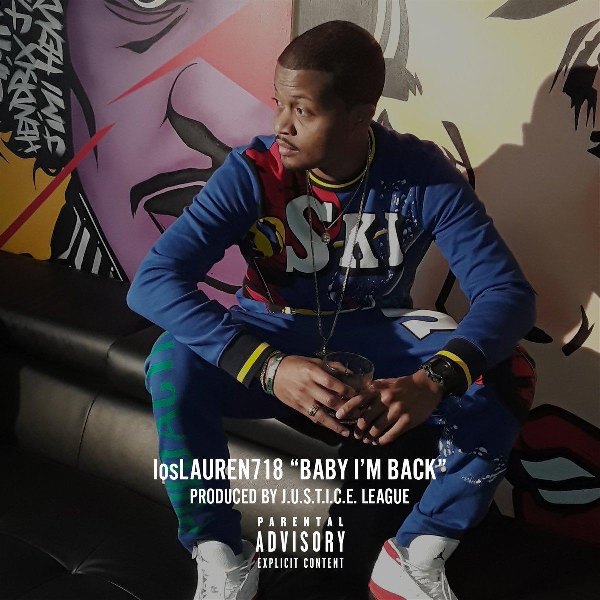 "New music alert, ""Baby I'm Back (Here We Go Again), produced by J.U.S.T.I.C.E. League, enjoy! https://vimeo.com/390843737 #droptopmusic #allergictofailure#addictedtosuccess#onlybelieversachievesuccess#hiphopmusic #valentinesgift #valentinespic.twitter.com/DEcXZXrf91"