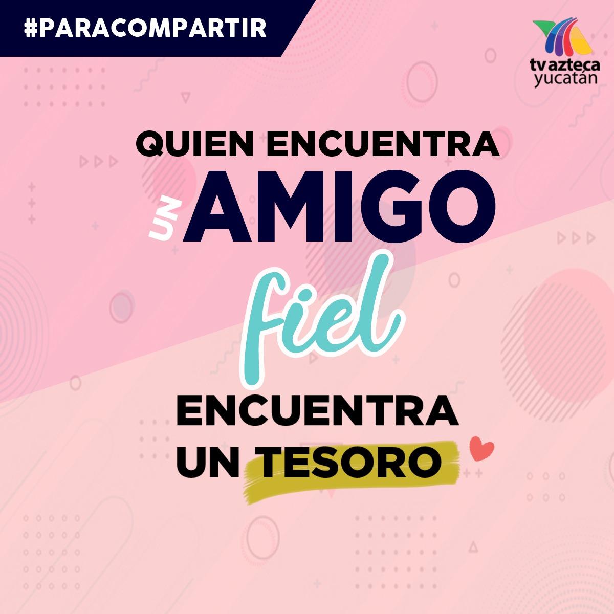 #ParaCompartir En esta semana del amor y la amistad ¡Etiqueta a ese amigo o amiga que se ha convertido en una persona importante para ti!