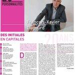 Retrouvez mon portrait paru dans le @DijonlHebdo de cette semaine.