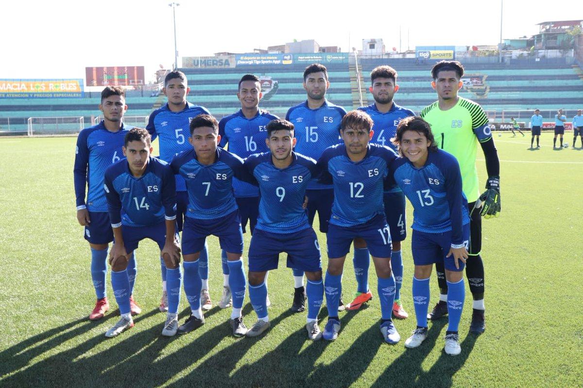 Eliminatoria final de CONCACAF para Juegos Olimpicos de Tokio, Japon 2020.  El Salvador en grupo B. EQloSAVXsAA3F-p?format=jpg&name=medium