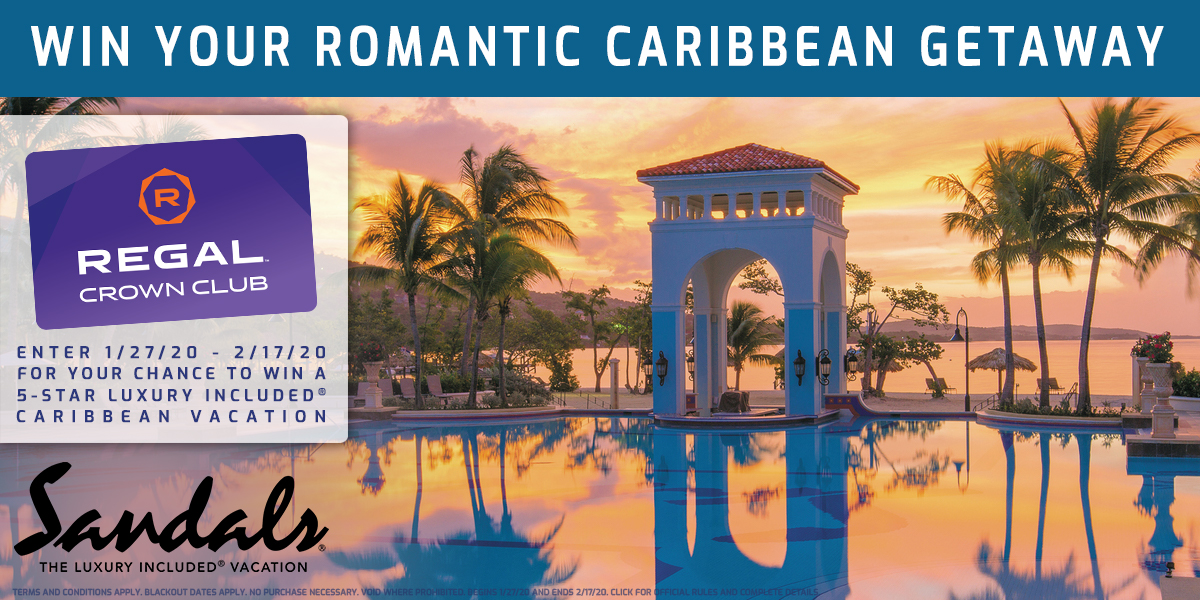 FOLLOW us and RETWEET with #SandalsResortsGiveaway to enter the sweepstakes!