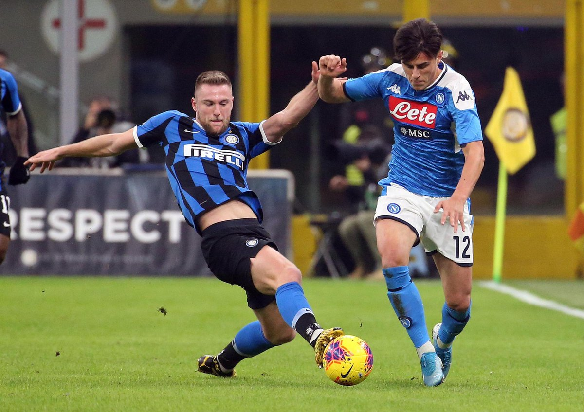 Inter Milan vs Napoli Highlights, 13/02/2020