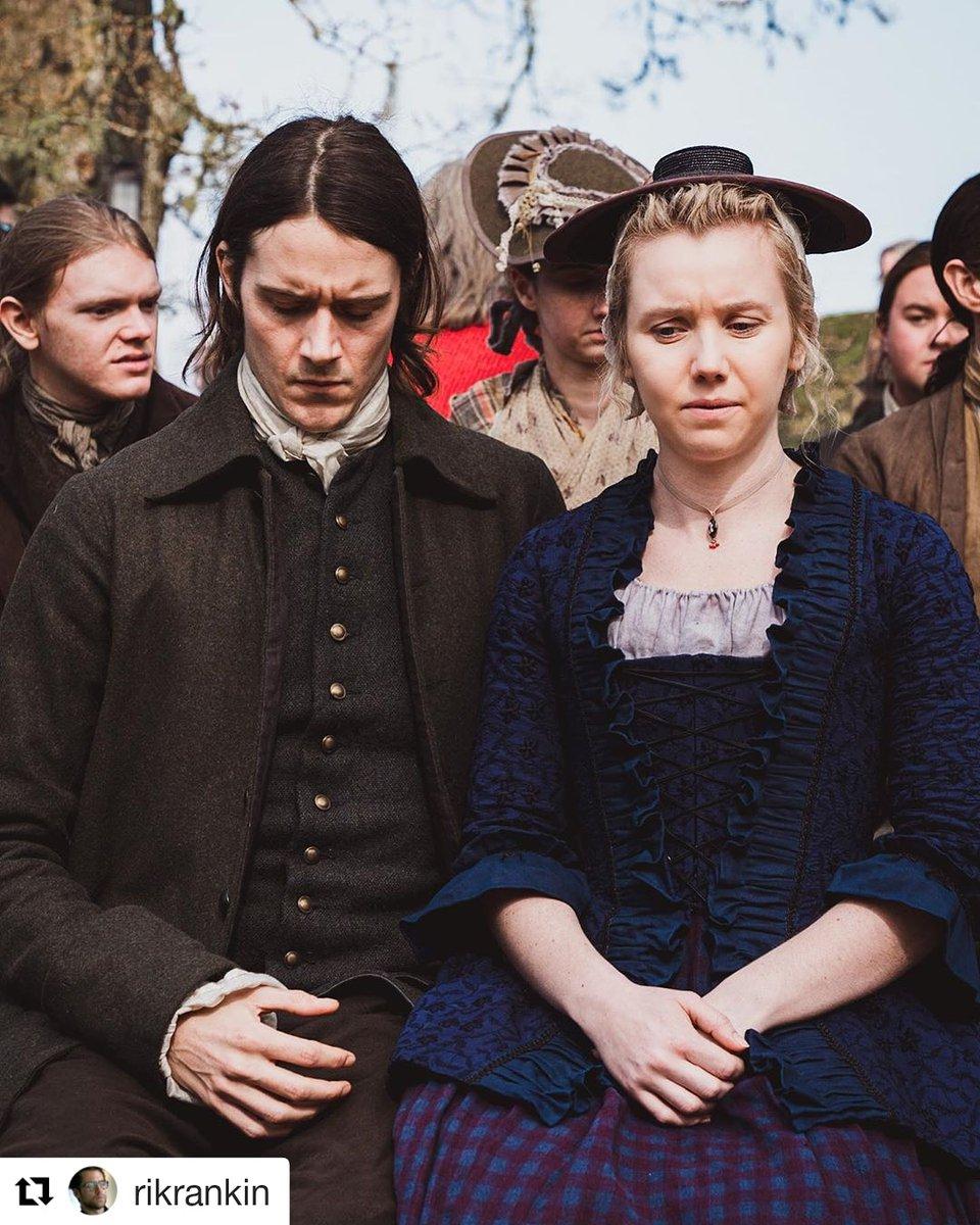 A felicidade de estar num casamento 😂😜   #Repost @rikrankin   #outlanderstarz #outlanderbrasil #outlanderseason5 #Outlander #OutlanderS5 #fergusfraser #fersali #marsalifraser
