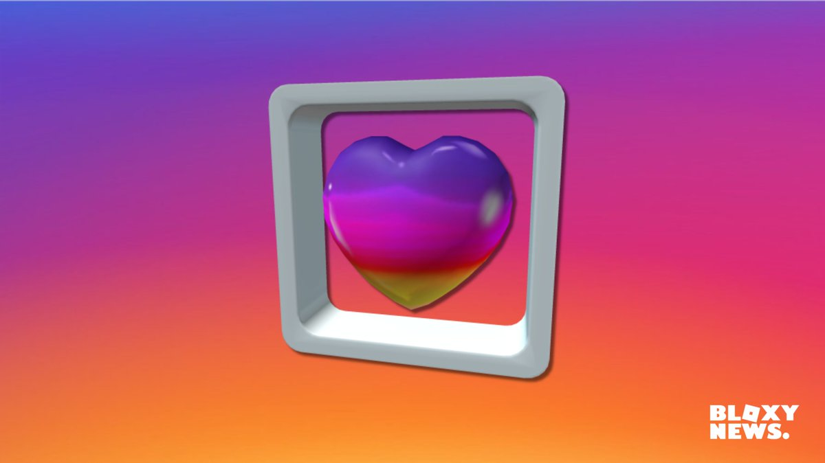 Roblox.com/promocodes List 2020 Bloxy News On Twitter It S Party Time To Celebrate The Roblox Instagram Hitting 1 Million Followers Get This Third Of 4 Accessories For Free The Hyper Hoverheart Head To Https T Co 7qvdjgejbm And