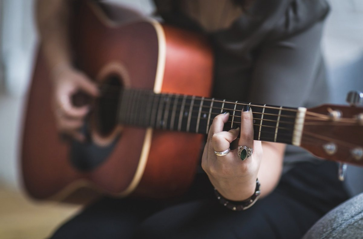 Want to be able to play most popular songs in minutes? You'll want to learn your chord progressions.   Read more here: http://www.marshall.com/LFMMakingMusic5  #liveformusic