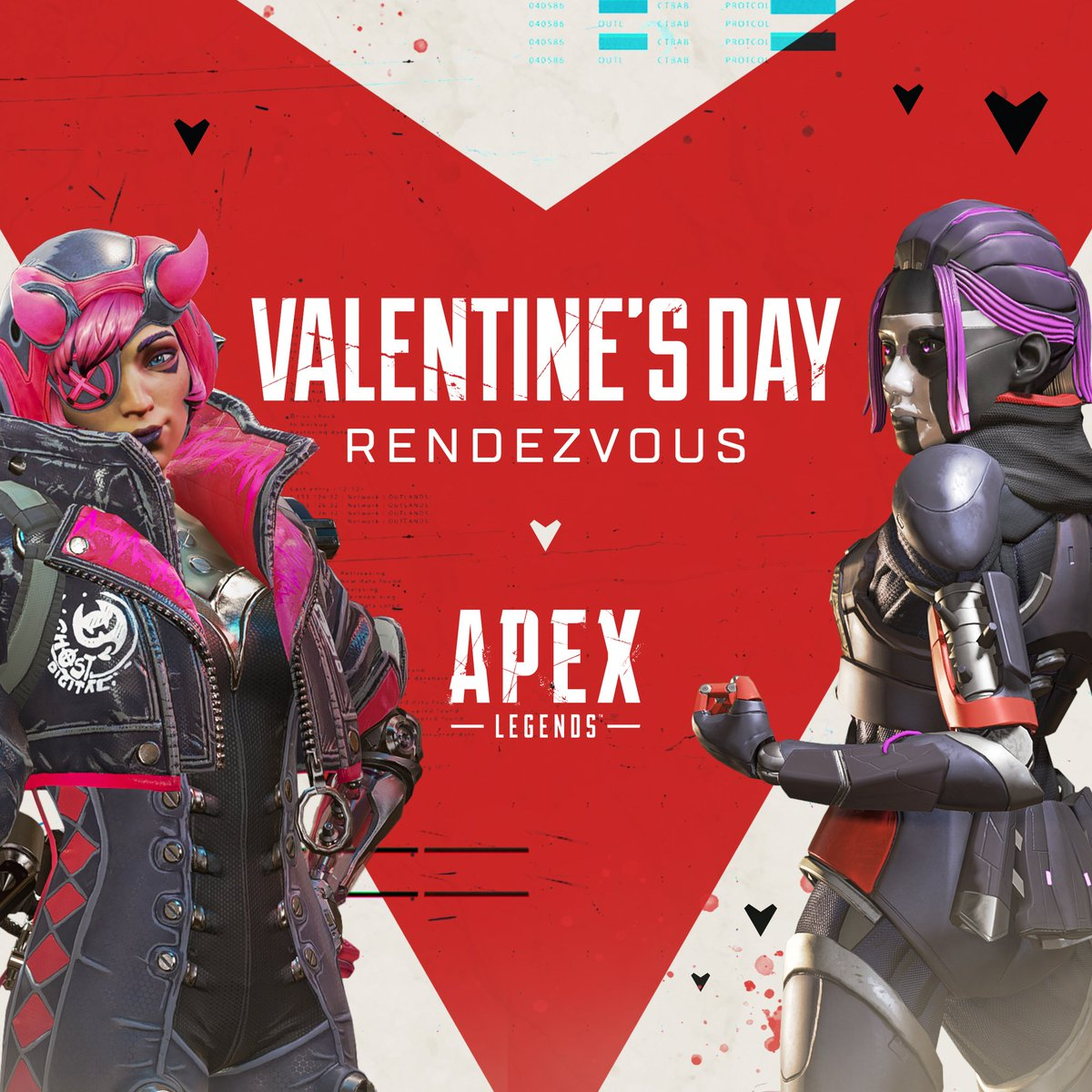 Let's try this again. Valentine's Day Rendezvous, including the Duos limited-time mode is now, officially, live through Feb 12-19. 💘