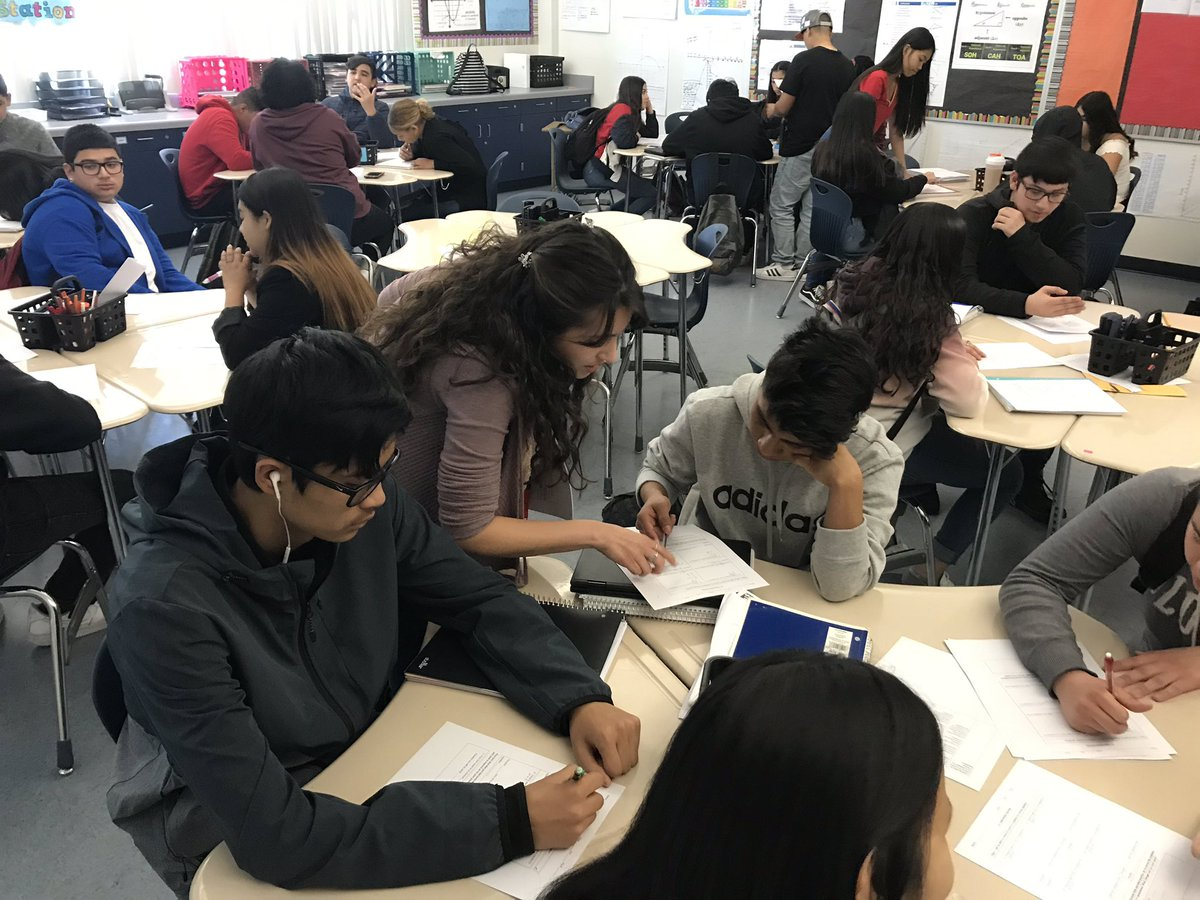 Maximizing student voice via structured social interactions in math